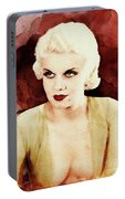 Jean Harlow Portable Battery Charger