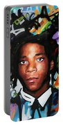 Jean, Michel, Basquiat II Portable Battery Charger