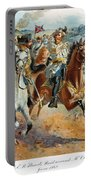 Jeb Stuarts Cavalry 1862 Portable Battery Charger