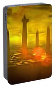 Jedi Temple - Pa Portable Battery Charger