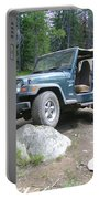 Jeep Wrangler Portable Battery Charger