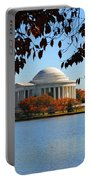 Jefferson In Splendor Portable Battery Charger