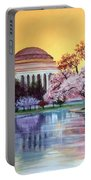 Jefferson Monument Portable Battery Charger