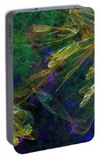 Jelly Fish  Diving The Reef Series 1 Portable Battery Charger