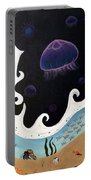 Jellyfish Jam Portable Battery Charger