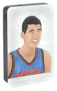 Jeremy Lin Portable Battery Charger