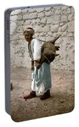 Jerusalem - Water Carrier Portable Battery Charger
