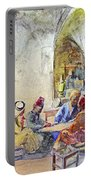 Jerusalem Cafe Portable Battery Charger