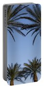 Jerusalem Palms Portable Battery Charger