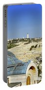 Jerusalem View Portable Battery Charger