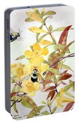 Jessamine Bee Mine Portable Battery Charger