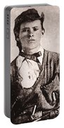Jesse James (1847-1882) Portable Battery Charger