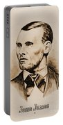Jesse James Portable Battery Charger