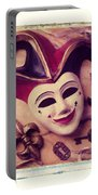 Jester Mask Portable Battery Charger