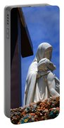 Jesus And Maria Portable Battery Charger