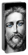 Jesus Blue Eyes Portable Battery Charger
