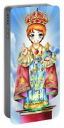 Jesus Child Portable Battery Charger