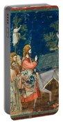Jesus Entering Jerusalem Portable Battery Charger