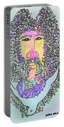 Jesus King Of Peace Portable Battery Charger
