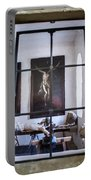 Jesus On The Cross Portable Battery Charger