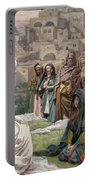 Jesus Wept Portable Battery Charger by Tissot