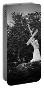 Jesus With Cross Portable Battery Charger