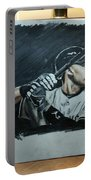 Jeter A Classic Portable Battery Charger