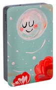 Jewel Moon Portable Battery Charger