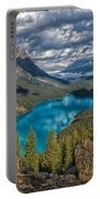 Jewel Of The Rockies Portable Battery Charger