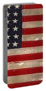Jfk's Pt-109 Flag Portable Battery Charger