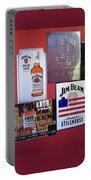 Jim Beam Signs On Display Portable Battery Charger
