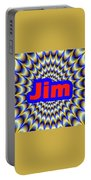 Jim Portable Battery Charger