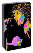 Jim Morrison Portable Battery Charger