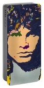 Jim Morrison Portable Battery Charger