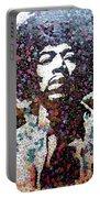 Jimi Hendrix Portable Battery Charger