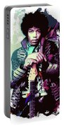 Jimi Hendrix, The Legend Portable Battery Charger