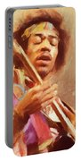 Jimi Jamming Portable Battery Charger