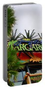 Jimmy Buffets Margaritaville In Las Vegas Portable Battery Charger