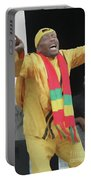 Jimmy Cliff Painting Portable Battery Charger