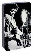 Jimmy Hendrix Purple Haze Portable Battery Charger