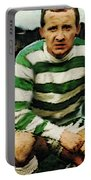 Jimmy Johnstone  Portable Battery Charger