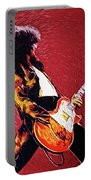 Jimmy Page  Portable Battery Charger