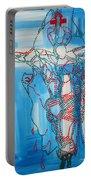 Jishu Christo - Jesus Christ Portable Battery Charger