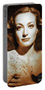 Joan Crawford, Hollywood Legends Portable Battery Charger
