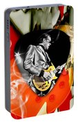Joe Bonamassa Blues Guitar Art Portable Battery Charger