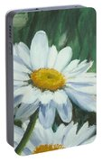 Joe's Daisies Portable Battery Charger