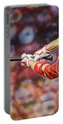 Joey Votto Baseball Portable Battery Charger