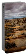 Joggins Fossil Cliffs Portable Battery Charger