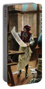Johann Gutenberg Portable Battery Charger