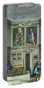 John Flamsteed, C. 1700 Portable Battery Charger